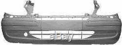 Pare Choc Avant Neuf Mercedes Vito Viano W639 Noir 2003 A 2010