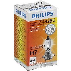 Phare Halogène à Gauche Mercedes Vito 09.03- H7/H7/H7 sans Moteur 8D9