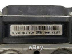 Pompe Abs Mercedes Vito Viano A0014461489 0265235167 Bosch