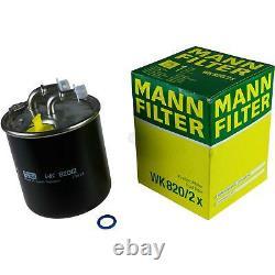 Révision Filtre Castrol 10L Huile 5W30 Pour Mercedes-Benz Viano W639