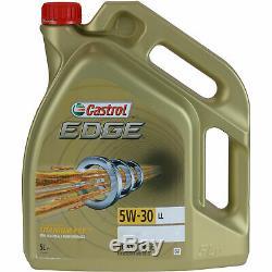 Révision Filtre Castrol 10L Huile 5W30 pour de Mercedes-Benz Vito Bus W639