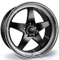 Roues Alliage 18 Dare F7 pour Mercedes Vito Viano VW Transporter Mk3 Mk4 Wr