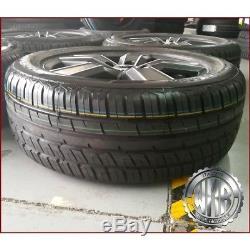 Set Jantes En Alliage + Pneumatiques 225 55 R17 Mercedes Classe V Vito Viano