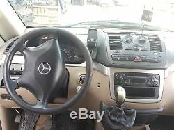 Siege siege du conducteur avant gauche pour Mercedes W639 Vito Viano 03-10