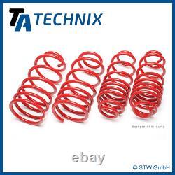 TA Technix Ressorts Abaissement 40mm Mercedes Vito/Viano W639 À Fgst 3603471