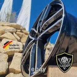 Trbp Set 4 Roues en Alliage 17 X Mercedes Gla X156/245G H247+ Glb AMG Toutes