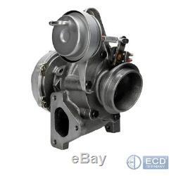 Turbo système turbocompresseur Mercedes Viano Vito Bus W639 111 115 CDI