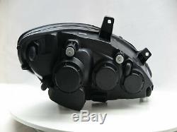 V-Class W639 Vito MK2 03-10 5D LED BAR Feux Avant Phare BK for Mercedes-Benz LHD