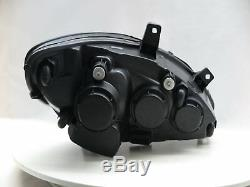 V-Class W639 Vito MK2 03-10 5D LED BAR Feux Avant Phare BK for Mercedes-Benz RHD