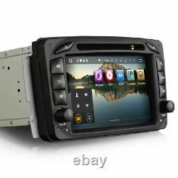 Voiture Radio pour Mercedes Vito Viano W639 Android 10.0 Auto Carplay GPS DAB