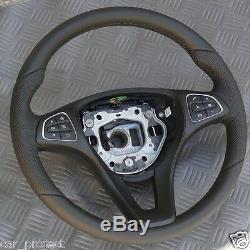 Volant pour Mercedes Benz W447 Vito et Viano. Cla W117, C W205, Gla W156